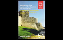 MANAGEMENT OF THE MONUMENTAL ENVIRONMENT AND ITS LANDMARKS